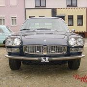 Maserati Restaurierung (Quattroporte 4200)
