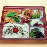 01朝日 居酒屋エビかつ煮弁当