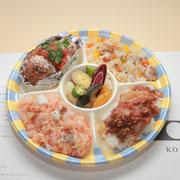 04DAIDOCO 三色洋食ランチ