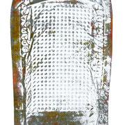 schinken - druck auf papier - 30 cm x 40 cm