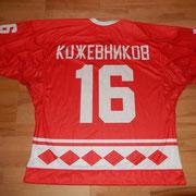 #16 - Alexander Koschewnikov, ex-Spieler Krilija Sovetov Moskau