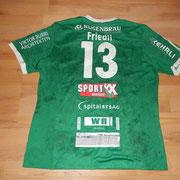 #13 - Reto Friedli matchworn