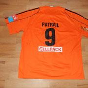#9 - Mait Patrail - Geschenk von Hans Wipf, Betreuer Kadetten Schaffhausen