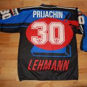 #30 - Sergej Prijachin, ex-Spieler Krilija Moskau, Calgary Flames