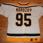 #95 - Alexej Morozov, ex-Spieler Krilija Sovetov Moskau und Captain Russische Nationalmannschaft