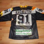 #91 - Andrej Khomutov