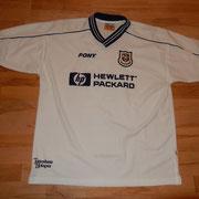 Les Ferdinand (nicht zu verwechseln mit Rio Ferdinand) - ein Geschenk von Christian Gross, als er bei Tottenham Teammanager war.