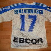 #17 - Esmantovitsch, Spengler-Cup-Trikot