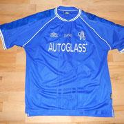 F.A. Cup Final - Wembley 2000