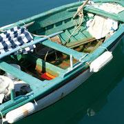 Hafen Tropea, Kalabrien Bootsausflüge
