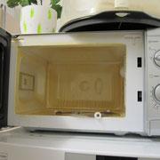 Die Brandmeldeanlage  wurde durch verbranntes Brot in der Mikrowelle ausgelöst.