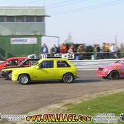 36 Patrick Peeters und B Corsa 38