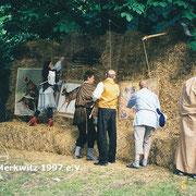 "Wittenberger Stadtfest ""Luthers Hochzeit"" 2001 - BSV Merkwitz 1997 e.V."