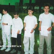 Turnier in Döbeln am 01.04.2001 - BSV Merkwitz 1997 e.V.