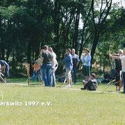 Jugendlager 2009 in Merkwitz