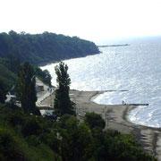 Центральный пляж, Таганрог