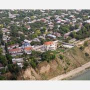 фото с воздуха таганрог