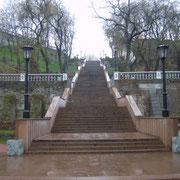 Старая Каменная лестница Таганрог