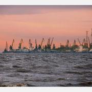 Азовское море в Таганроге