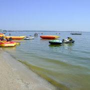 Солнечный пляж Таганрог