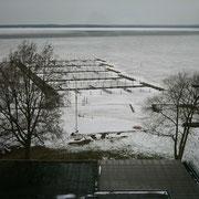 Steganlage S 71, SVSN im Winter   Foto: H.-J. Vierling