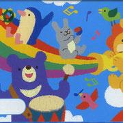 2020年度幼稚園用 「パステルケース16+2色」イラスト 販元 チャイルド本社