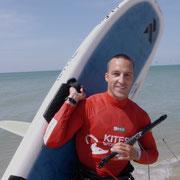Adam Koch Pro Ozone Teamrider Kitesurf