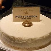 モエシャンのケーキ