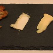 チーズのセレクション