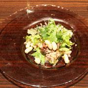 白インゲンのサラダ