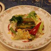 前菜2:いろいろな野菜の寄せ物