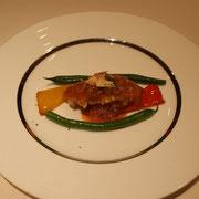 菜彩鶏のソテー