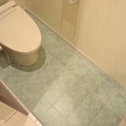 2Fトイレ完成