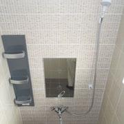 シャワー室新設