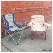 Sillas plegables camping-pesca  / 3 Unidades (2 azul, 1 Beige) / REF-MUE 081 / Arriendo: $ 13.000 c/u / Garantía: $ 45.000 C/U