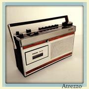 RADIO CASSETTE PHILLIPS / REF: VAR- 0/ 1 unidad / Arriendo: $ 9.000 / Garantía: $ 40.000