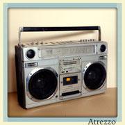 RADIO BOOMBOX/ REF: VAR- 0/ 1 unidad / Arriendo: $ 10.000 / Garantía: $ 40.000