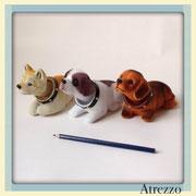 Perros mueven la cabeza / REF: DEC-050  / 3 unidades  / Arriendo: $ 2.000 c/u / Garantía: $ 6.000 C/U