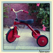 Triciclo niños Rojo / REF:  / 1 unidad / Arriendo: $ 8.000 / Garantía: $ 30.000
