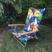 Silla Playa Baja Hawaii  / 1 unidad  / Arriendo: $ 10.000 / Garantía: $ 40.000