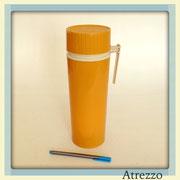 Termo retro Naranjo  / REF: Coc-021  / 32 cms./ 1 unidad / Arriendo: $ 4.000 / Garantía: $ 15.000