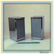 SERVILLETEROS ACERO INOX/ REF: COC-006/ 2 unidades / Arriendo: $ 3.000 c/u / Garantía: $ 12.000