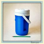 COOLER termo Azul / REF: VAR- 077/ 1 unidad / Arriendo: $ 3.000 / Garantía: $ 10.000