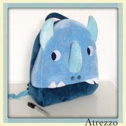 Mochila Niños Monstruo Azul / REF: MAL-018 / 1 unidad / Arriendo: $ 4.000 / Garantía: $ 15.000