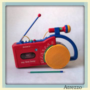 Radio My First Sony / REF:  / 1 unidad / Arriendo: $ 14.000 / Garantía: $ 40.000