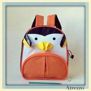 Mochila Niños Pinguino / REF: MAL-021 / 1 unidad / Arriendo: $ 4.000 / Garantía: $ 15.000