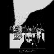 "Kaczynski / August Landmesser 12"" Split LP"