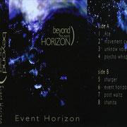 BEYOND THE EVENT HORIZON - Event Horizon MC Tape