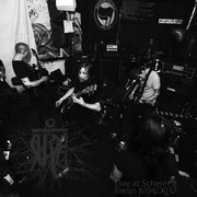 Surya & About Shelter - Live in Scherer 8, Berlin Split-Tape MC