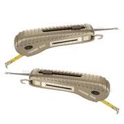 Fishing Tool, Kombi-Werkzeug für Angler. Mit Hakenauslöser, Waage und Maßband.